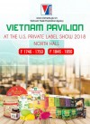 INVITATION TO VIETNAM PAVILION AT PLMA 2018